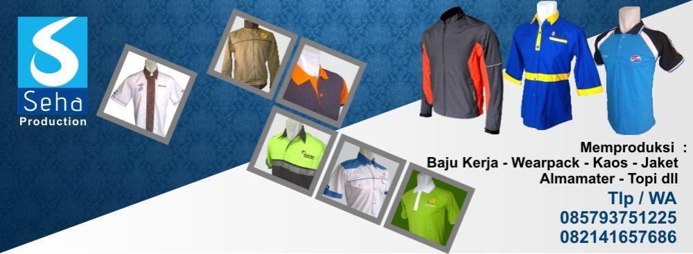 konveksi seragam kerja di sidoarjo | kemeja seragam begkel | pakaian kerja pabrik