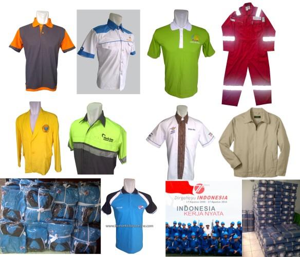 konveksi baju seragam kerja surabaya